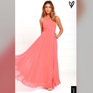 Mythical Kind of Love in coral! Like new!